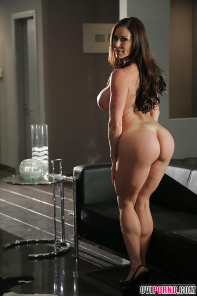 Зрелая порнозвезда Kendra Lust