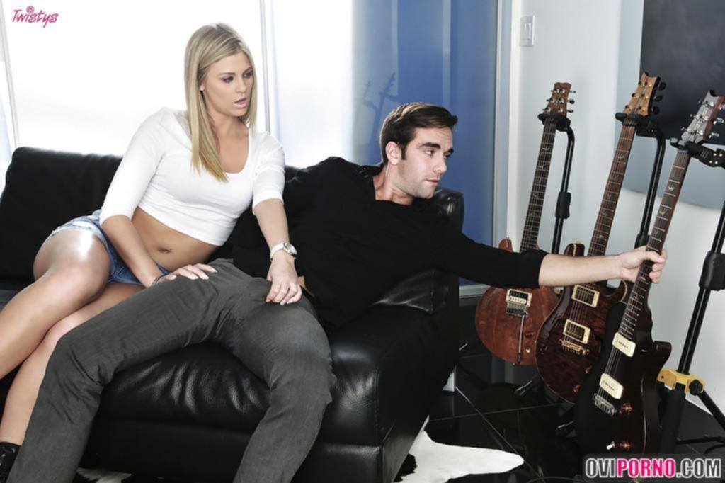 Шикарный секс с шикарной блондинкой